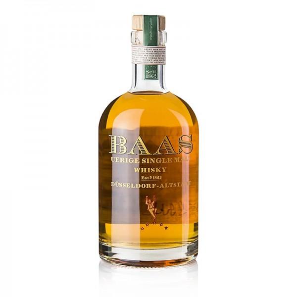 Uerige Baas - Uerige Baas 10 Jahre Bourbon Fass Düsseldorf Single Malt Whisky 46.0% Vol. 0.5 l
