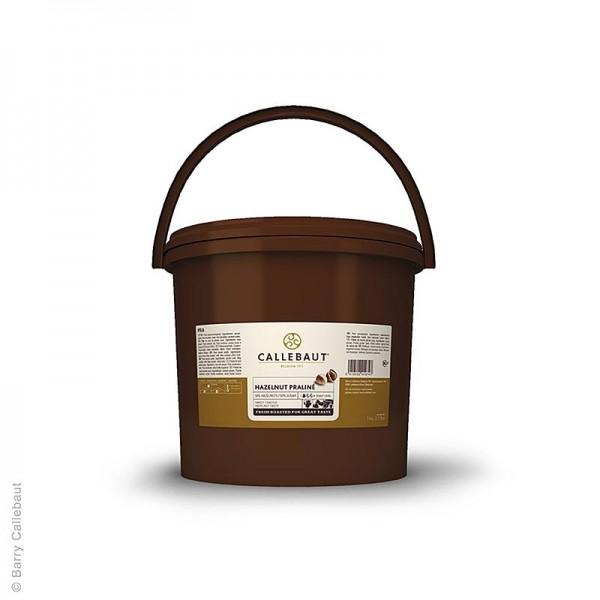 Callebaut - Praliné Masse Haselnuss 50% gesüßt Callebaut