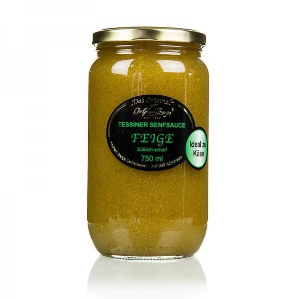 Original Tessiner - Original Tessiner Feigen-Senf-Sauce 1kg