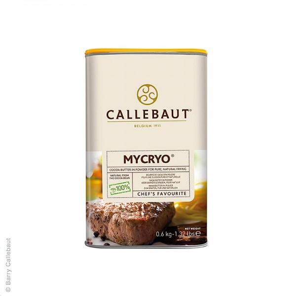 Callebaut - Mycryo - Kakaobutter als Ersatz für Gelatine pulverisiert
