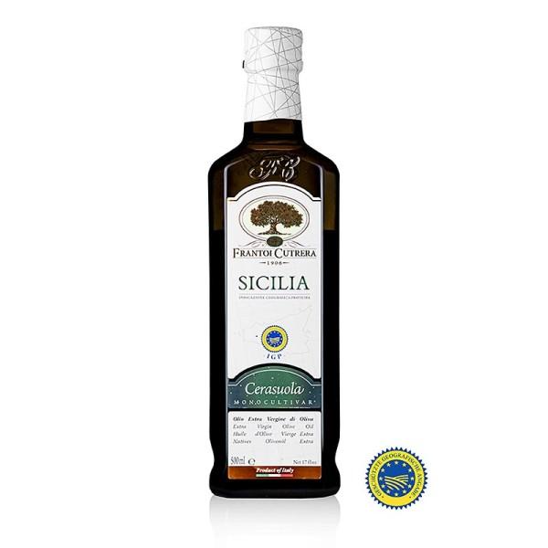 Frantoi Cutrera - Frantoi Cutrera Grand Cru Olivenöl Extra Vergine 100% Cerasuola