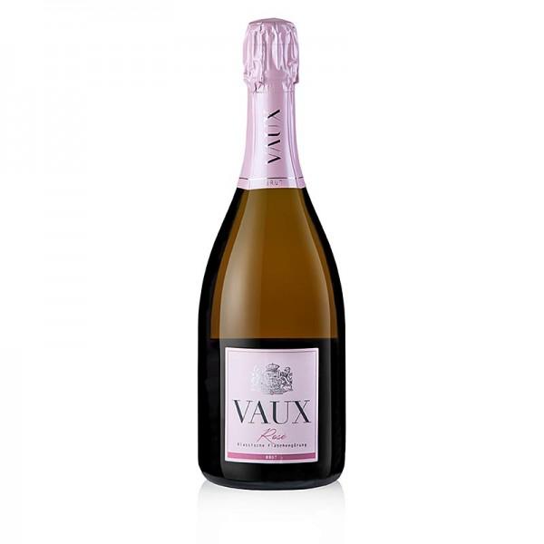 Schloß Vaux - 2018er Rosé Sekt brut 12% vol. Schloß Vaux