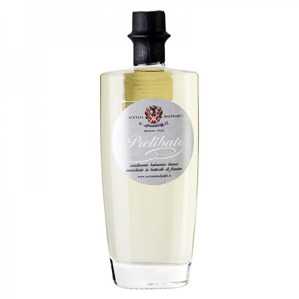 Malpighi - Prelibato Balsamico Bianco Condiment 5 Jahre Eschenholzfass Malpighi