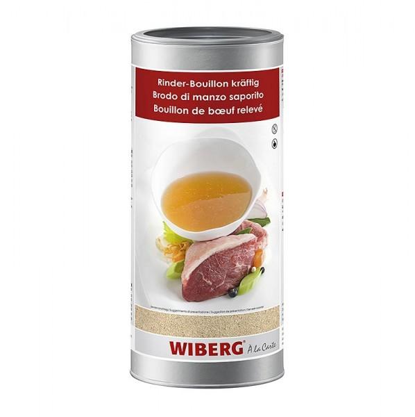 Wiberg - Rinder-Bouillon kräftig für 50 Liter