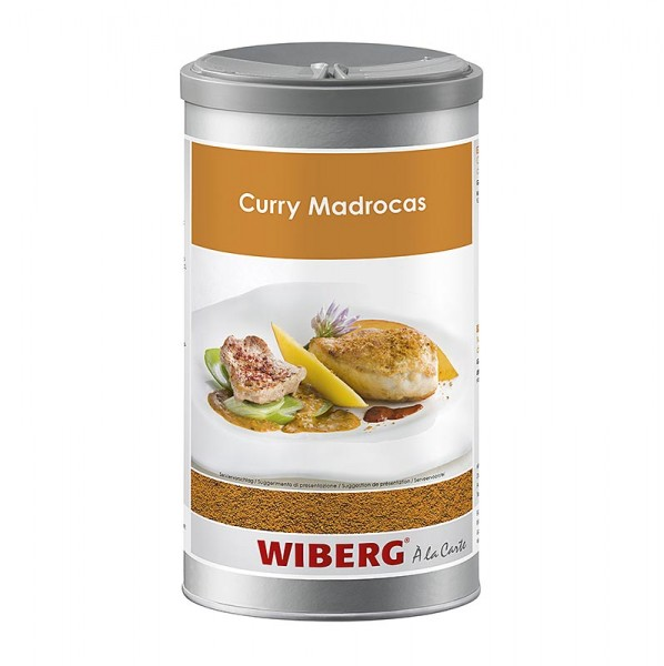 Wiberg - Curry Madrocas Gewürzmischung