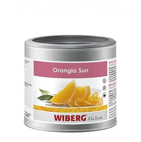 Wiberg - Orangia Sun Zubereitung mit natürlichem Orangenaroma