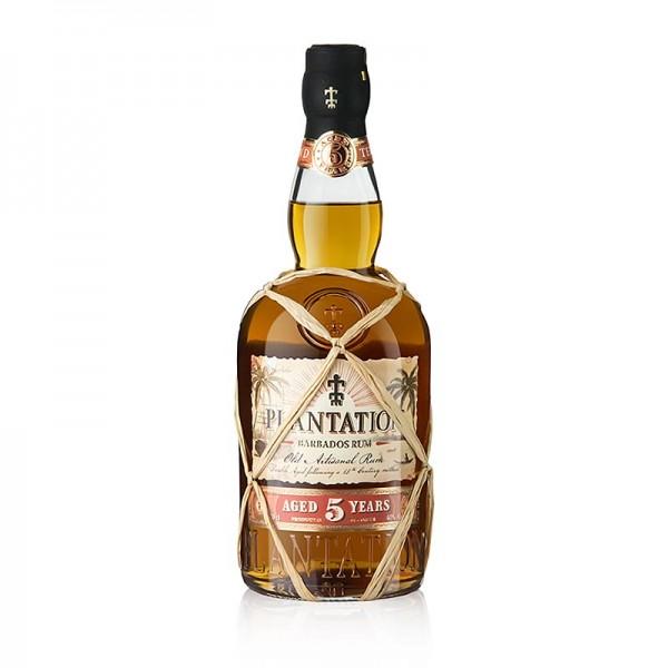Plantation - Plantation Rum Barbados 5 Jahre 40% vol.
