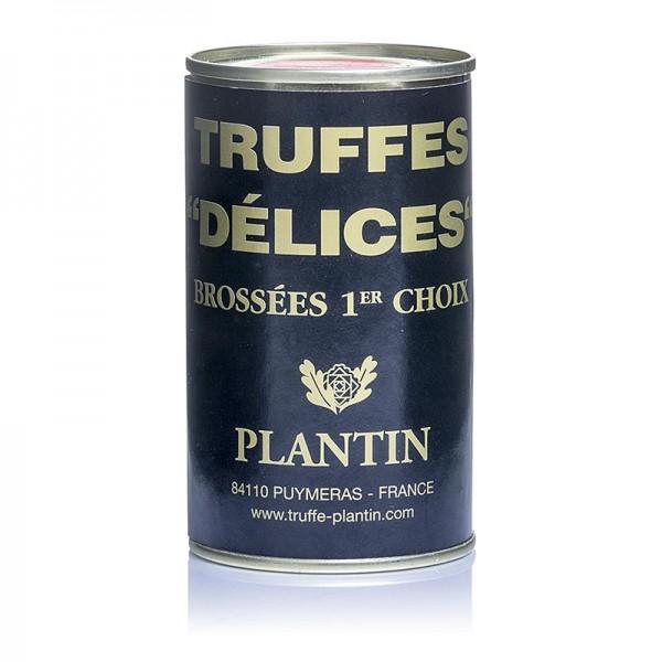 Truffes Delices - Sommertrüffel 1er Choix/Extra ganze Trüffel Plantin