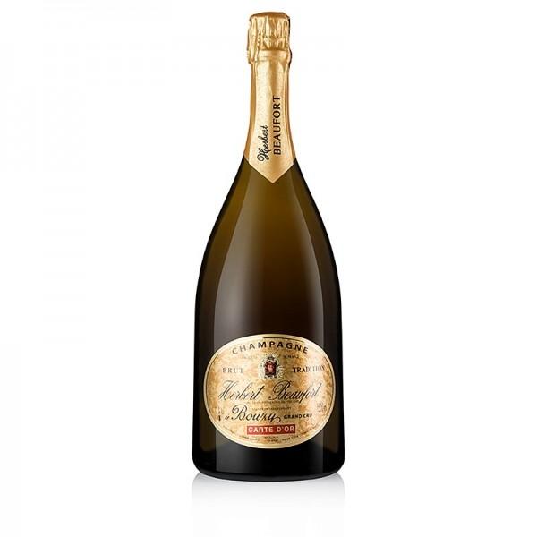 Herbert Beaufort - Champagner H.Beaufort Carte d´Or Grand Cru brut 12% vol. Magnum