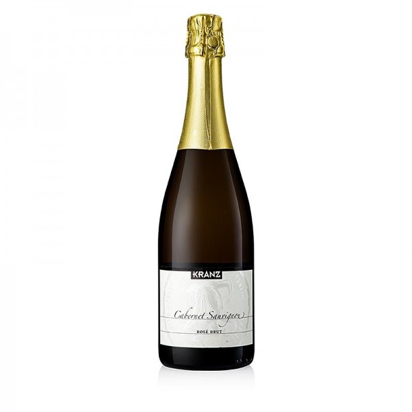 Weingut Kranz - Kranz Cabernet Sauvignon brut Rosésekt Pfalz 0.75 l
