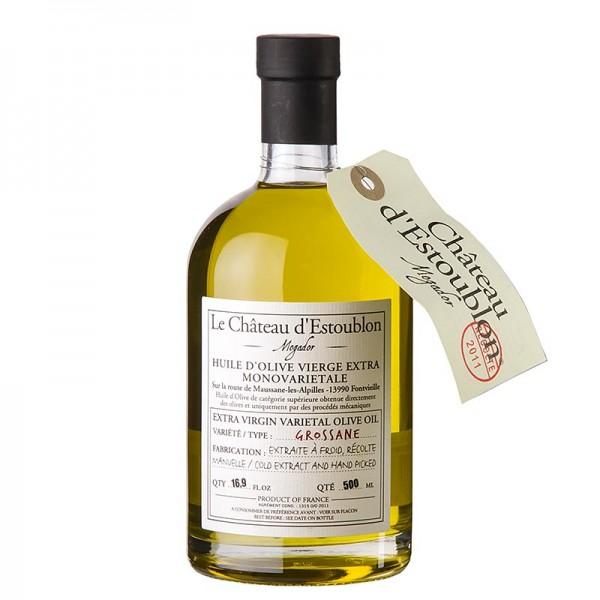 Chateau d´Estoublon - Natives Olivenöl Extra aus Grossane Oliven Chateau d´Estoublon