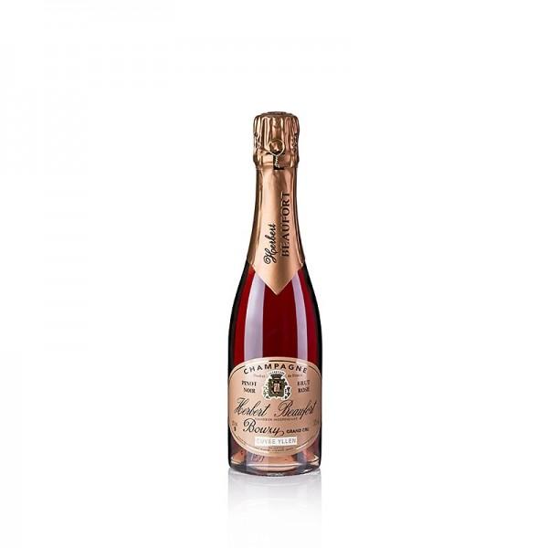 Herbert Beaufort - Champagner H.Beaufort Rosé Grand Cru brut 12% vol.