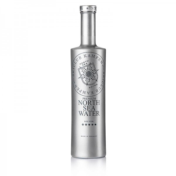 North Sea - North Sea Water Likör mit Vodka Zitrone & Grapefruit 15% vol. Skiclub Kampen