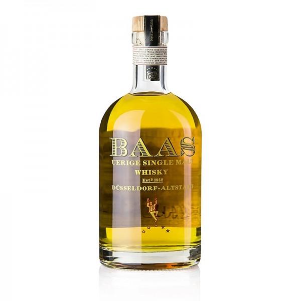 Uerige Baas - Single Malt Whisky Uerige Baas 5 Jahre Laddie Cask 46.8% vol. Düsseldorf