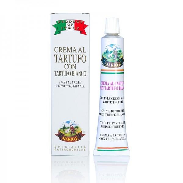 Tartufo - Trüffel-Püree mit weißem Trüffel mit Anchovis