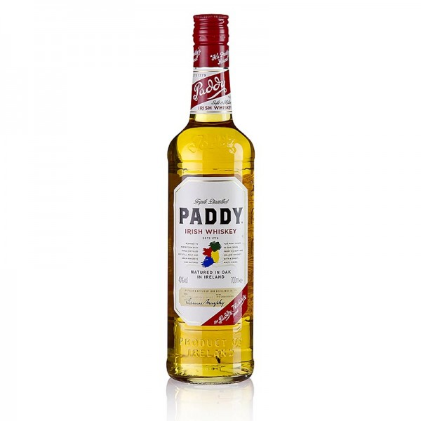 Paddy - Blended Whisky Paddy 40% vol. Irland