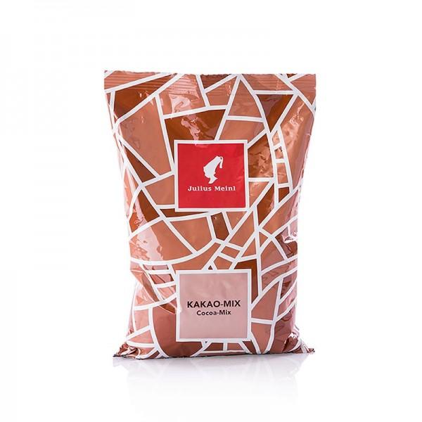 Julius Meinl - Kakaohaltiges Getränkepulver Fertigmix für Automaten Julius Meinl
