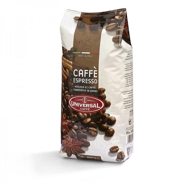 Caffe Universal - Espresso - Universal ganze Bohnen