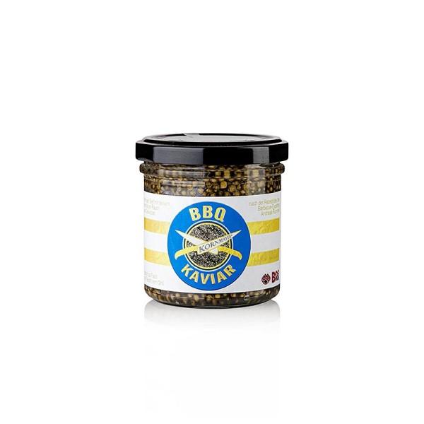 Kornmayer - Kornmayer - BBQ-Kaviar (Senf) aus schwarzen Senfkörnern