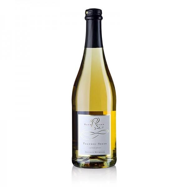 Raumland - Raumland Traubensecco weiß - perlender Traubensaft alkoholfrei