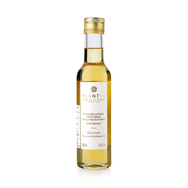 Plantin - Sonnenblumenkernöl mit weißer Trüffel-Aroma (Trüffelöl) Plantin