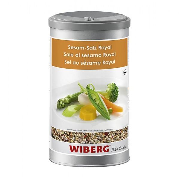 Wiberg - Sesam Royal mit Meersalz und Nori Alge
