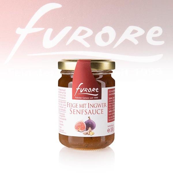 Furore - Furore - Feigen-Senf-Sauce mit Ingwer und Limone