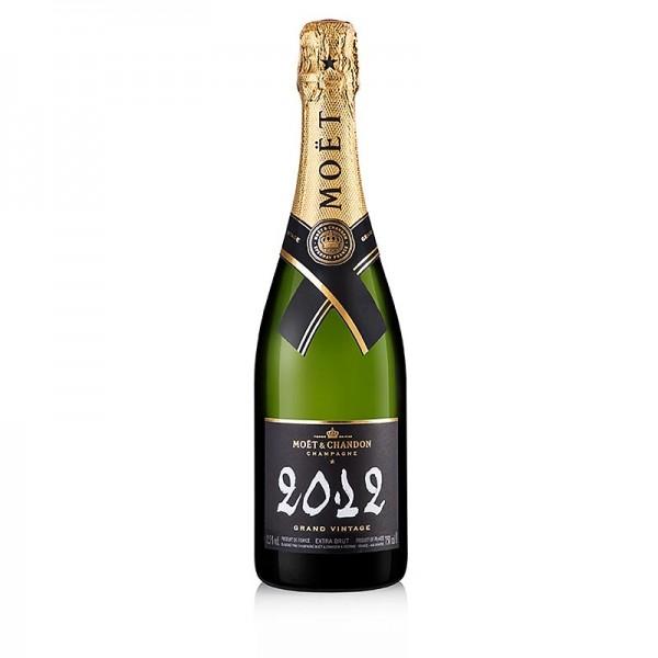 Moet & Chandon - Champagner Moet & Chandon 2012er Grand Vintage extra brut 12.5 % vol.