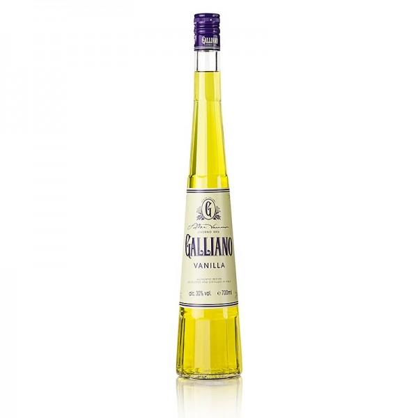 Galliano - Galliano Vanilla Vanillelikör 30% vol.