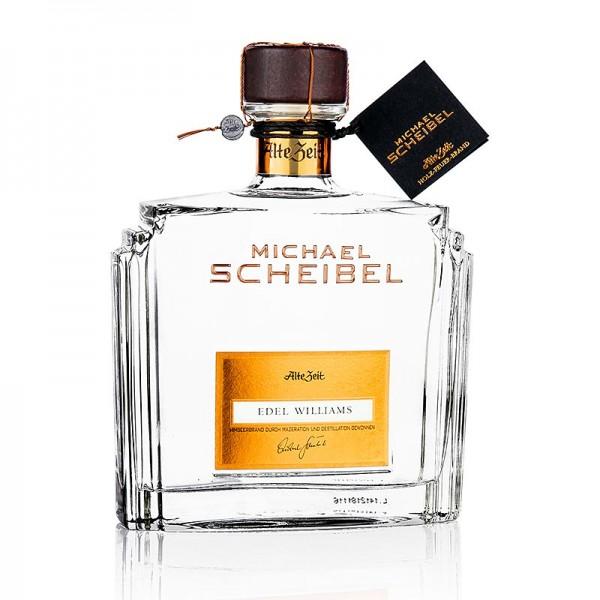 Scheibel Alte Zeit - Alte Zeit Williams Birne Brand 40% vol. Scheibel