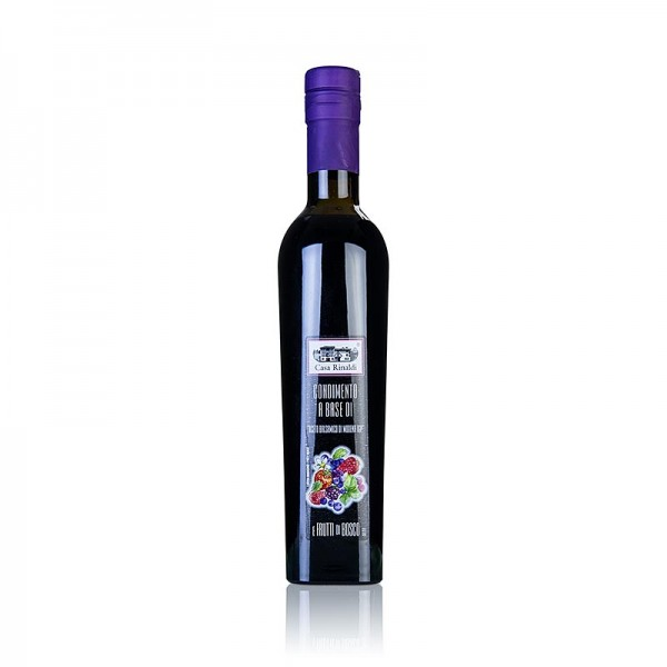 Casa Rinaldi - Aceto Balsamico Würze mit Waldbeeren 6% Säure Casa Rinaldi