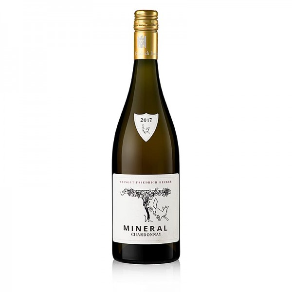 Friedrich Becker - 2017er Chardonnay Mineral trocken % vol. Friedrich Becker