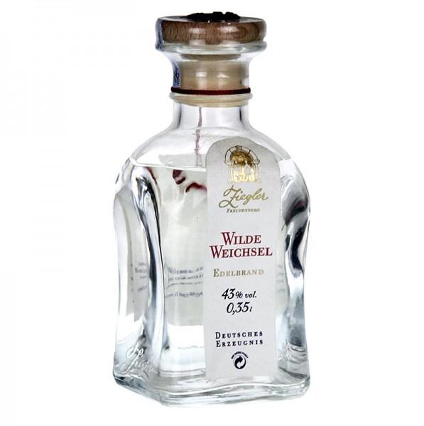 Ziegler Edelbrand - Wilde Weichsel - Edelbrand 43% vol. Ziegler