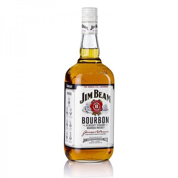 Jim Beam - Bourbon Whisky Jim Beam 40% vol. USA
