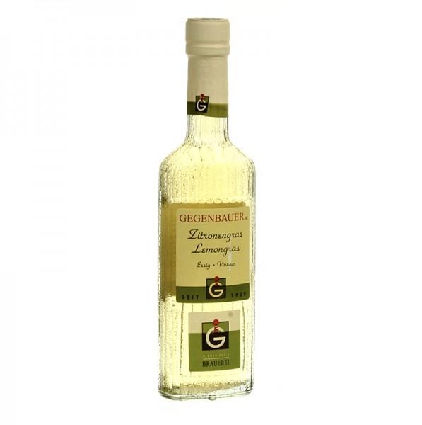 Gegenbauer Essige - Frucht-Essig Lemongras 5% Säure
