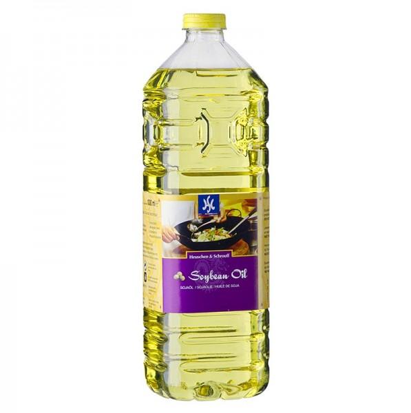 Levo - Sojaöl Asia aus gentechnisch verändertem Soja