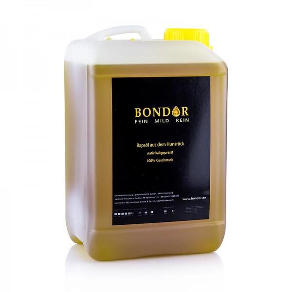Bondor - Bondor Rapsöl kaltgepresst vegan