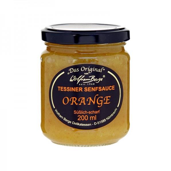 Original Tessiner - Original Tessiner Orangen-Senf-Sauce