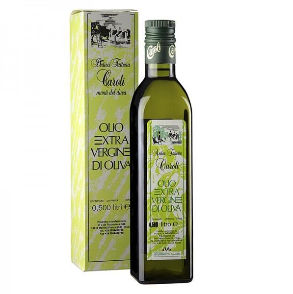 Caroli - Olivenöl Extra Vergine Antica Fattoria Caroli