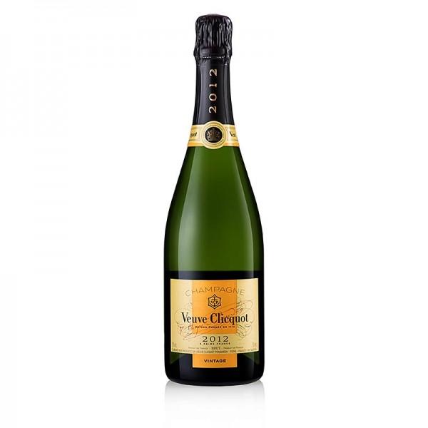 Veuve Clicot - Champagner Veuve Clicquot 2012er Vintage WEISS brut 12.0 % vol.