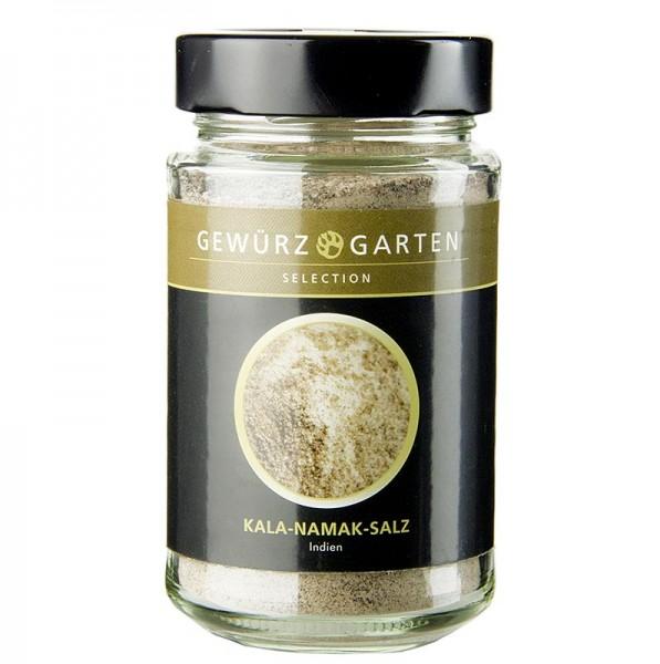 Gewürzgarten Selection - Gewürzgarten Kala-Namak-Salz fein rotbraun
