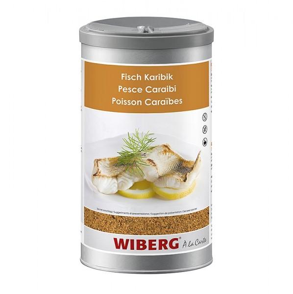 Wiberg - Fisch Karibik Gewürzsalz mit Curry