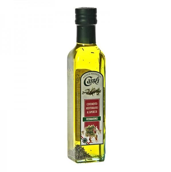 Caroli - Caroli - Olivenöl Extra Vergine mit Rosmarin