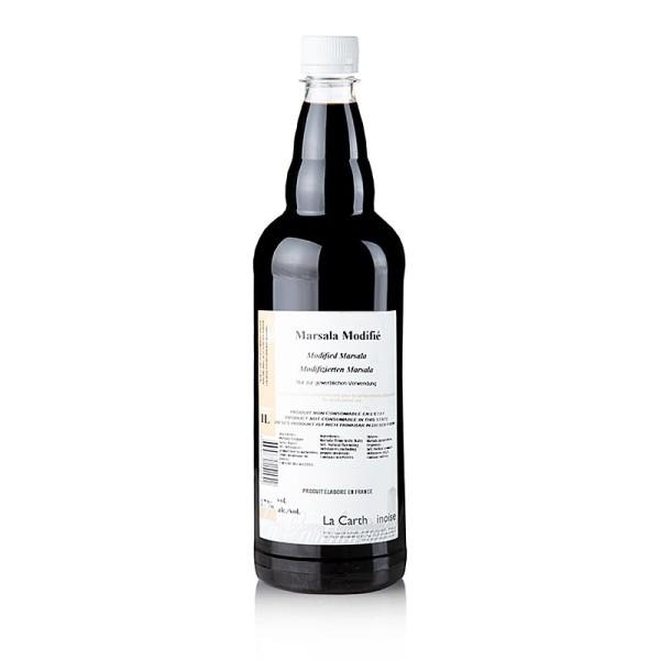 La Carthaginoise - Marsala - modifiziert mit Salz & Pfeffer 17% vol. La Carthaginoise