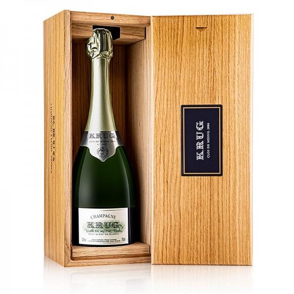 Krug - Champagner Krug 2006er Clos du Mesnil Prestige-Cuvée brut 12.5% vol. 97 WS