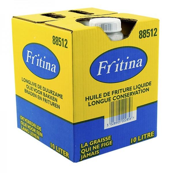 Fritina Longlife - Fritina Longlife - Frittierfett / Frittieröl