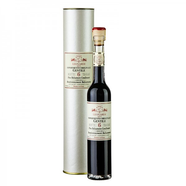 Leonardi - Leonardi - Balsamico Incanto Gentile Condimento 6 Jahre