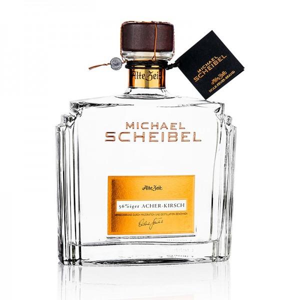 Scheibel Alte Zeit - Alte Zeit Acher Kirsch Brand 56.0% vol. Scheibel
