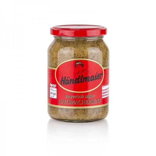 Händlmaier - Süßer Hausmachersenf Händlmaier