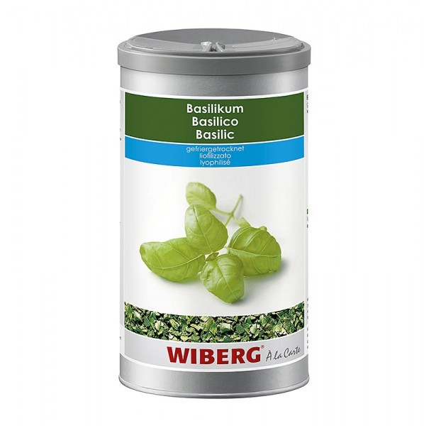 Wiberg - Basilikum gefriergetrocknet